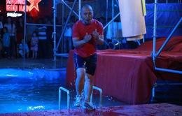 Sasuke Việt Nam: Tiến Đạt thất bại chóng vánh