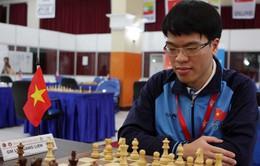 World Cup cờ vua 2015: Quang Liêm đi tiếp, Trường Sơn dừng bước
