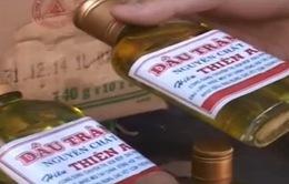 Thu giữ 1.700 chai dầu tràm không rõ nguồn gốc