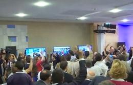 Liên minh trung hữu thắng cử tại Bồ Đào Nha