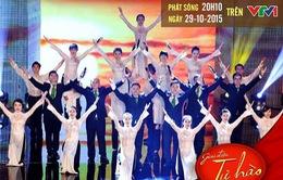 Hơn 200 nghệ sĩ tham gia Giai điệu tự hào tháng 10 (20h10, VTV1)