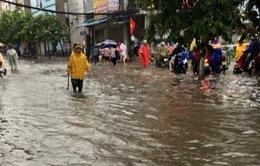 Hà Nội: Quyết không để tái diễn trận ngập lịch sử năm 2008