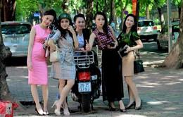 Ngắm nụ cười rạng rỡ của các nữ BTV Thời sự