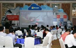 Microsoft Solution Summit 2015 chia sẻ nhiều dịch vụ, giải pháp ưu việt