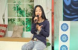 Đoan Trang thực hiện sản phẩm âm nhạc tặng con gái