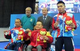 Cơn mưa 'vàng' của đoàn Việt Nam tại ASEAN Para Games 2015