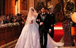 """""""Phát sốt"""" với đám cưới tuyệt đẹp của Châu Kiệt Luân"""