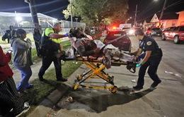 Mỹ: Xả súng hàng loạt tại công viên, ít nhất 16 người nhập viện