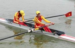 Đua thuyền Việt Nam giành 3 HCV ở cúp châu Á