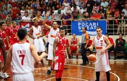 Saigon Heat quyết tâm lọt Top 4 ABL 2015 - 2016