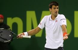 Djokovic thua sốc trước tay vợt cao nhất thế giới