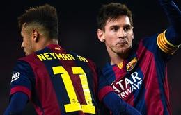 Neymar: Tôi và Messi là bộ đôi ăn ý