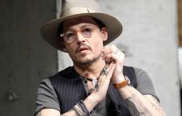 Johnny Depp suýt mất vai chính trong 'Cướp biển Caribbean'