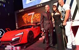"""Fast & Furious 7 tiếp tục thống trị phòng vé toàn cầu: Thời điểm ra mắt """"vàng"""""""