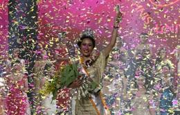 Nữ sinh Đại học Hà Nội đăng quang VMU 2015