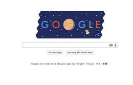 Google đánh dấu ngày tàu vũ trụ của NASA tiếp cận Sao Diêm Vương