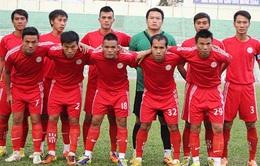 CLB TP.HCM quyết tâm trở lại V-League