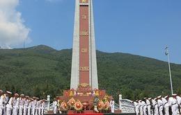Khánh thành công trình nâng cấp Nghĩa trang liệt sỹ Quy Nhơn