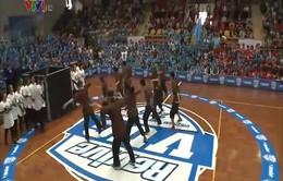 Đại học Tôn Đức Thắng vô địch nhảy đối kháng tại giải VUG 2015