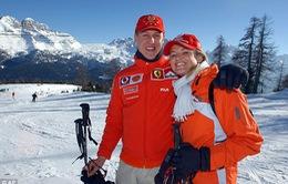 Michael Schumacher khóc khi nghe thấy tiếng người thân