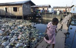 Bãi rác biến thành... nhà tại thành phố lớn nhất Nigeria