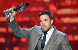 Ben Affleck nhận giải thưởng nhân đạo