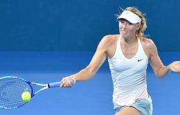 Sharapova đụng độ Ivanovic tại chung kết Brisbane International