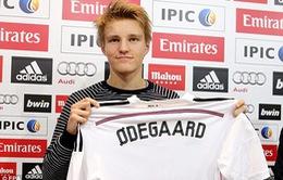 "Chân dung ""sao mai"" của Real Madrid - Martin Odegaard"