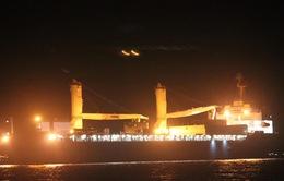 Tàu ngầm Kilo Hải Phòng đã về đến Cam Ranh