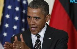 IS dùng tài khoản Twitter của báo Newsweekđe dọa Tổng thống Mỹ