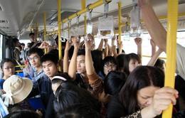 Gắn camera chống móc túi và quấy rối trên xe bus ở TP.HCM