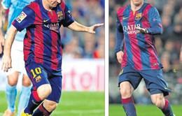 Đây! Bí quyết thăng hoa của Leo Messi