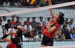 Giải bóng chuyền VĐQG 2015: Chủ nhà Thái Bình thắng nhọc