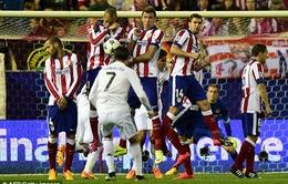 Chấm điểm derby Madrid: Oblak tỏa sáng, Mandzukic vật vờ