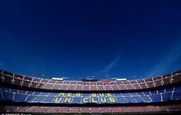 """Chịu đổi tên sân Nou Camp, Barca sẽ có """"núi tiền"""" để giữ chân Messi"""