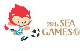 Lịch truyền hình trực tiếp môn bóng đá nam SEA Games 28
