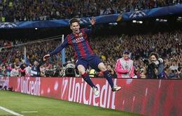 Messi dứt điểm đẳng cấp, san bằng kỷ lục ghi bàn với C.Ronaldo