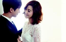 Lee So Yeon công bố ảnh cưới lãng mạn trên tạp chí Instyle