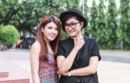 Vicky Nhung trở lại nhà hàng Bữa trưa vui vẻ cùng Tố Ny