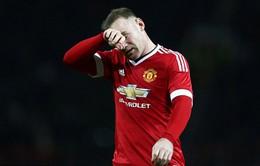 Rooney đá hỏng luân lưu, Man Utd thua đau trên sân nhà trước Boro