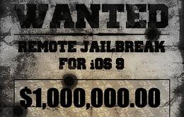 Trúng 1 triệu USD nhờ jailbreak iOS 9.1 và iOS 9.2