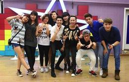 Sôi động cùng đêm nhạc Dance Học viện ngôi sao (19h55, VTV6)