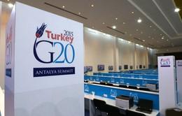 Hội nghị G20 thay đổi chương trình nghị sự vì vụ khủng bố tại Paris