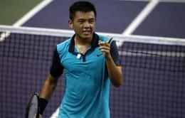 F3 Futures: Lý Hoàng Nam đánh bại đối thủ mạnh người Trung Quốc
