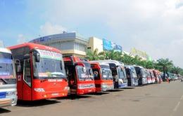 TP.HCM không tăng giá vé xe khách dịp Tết Dương lịch