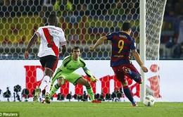 """""""Đè bẹp"""" River Plate, Barcelona lần thứ 3 đăng quang FIFA Club World Cup"""