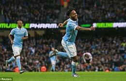 Hủy diệt Sunderland, Man City thắp lên hy vọng đuổi kịp Leicester