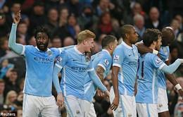 Vòng 18 Premier League 2015/16: Leicester bất ngờ thất bại, cơ hội cho Man City, Arsenal