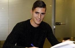 Tân binh của Barcelona lập tức bị sa thải dù mới ký hợp đồng