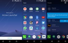 Microsoft chính thức ra mắt Arrow Launcher cho Android